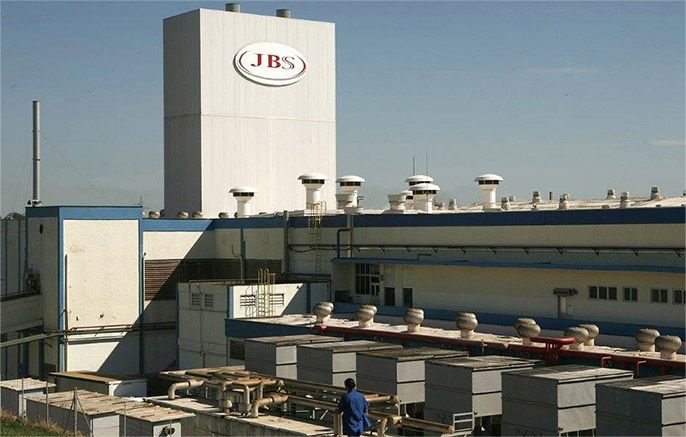 Fabrica do Grupo JBS - Seara Global
